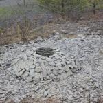 Dot, Kalksteine, ø 100 cm
