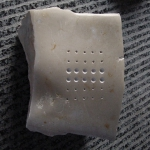 Quadrat, Kalkstein