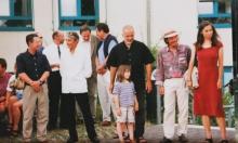 Eröffnung Skulpturenpark 1999